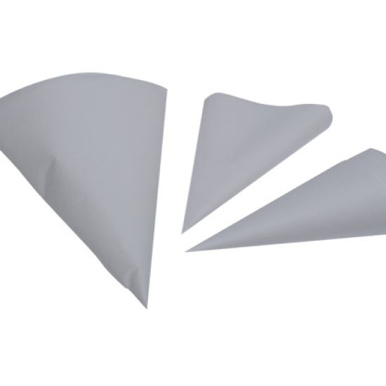 Piping Bag Medium Silicone Paper (8 in packet)