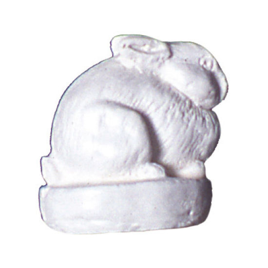 SK-GI Silicone Mould 3D Rabbit