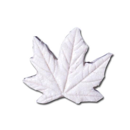SK-GI Leaf Veiner Maple- Silver Large 7.0cm