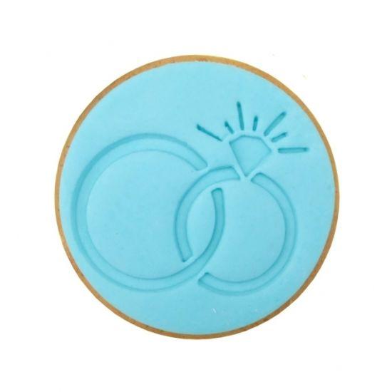 Sweet Stamp Rings Cupcake Embosser