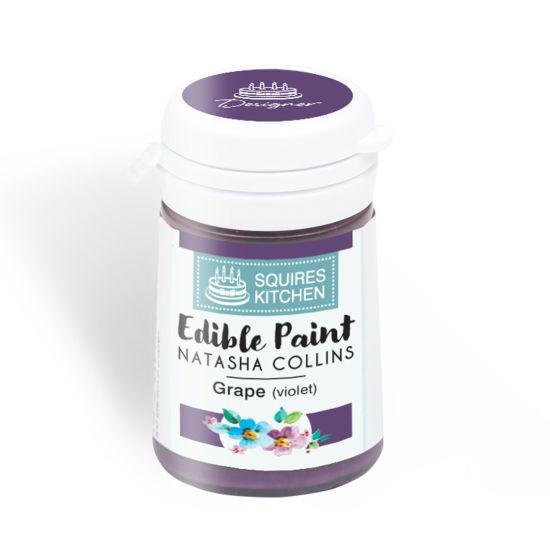 SK Edible Paint by Natasha Collins Grape (Violet)