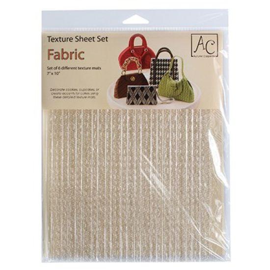 Texture Sheet Fabric Set