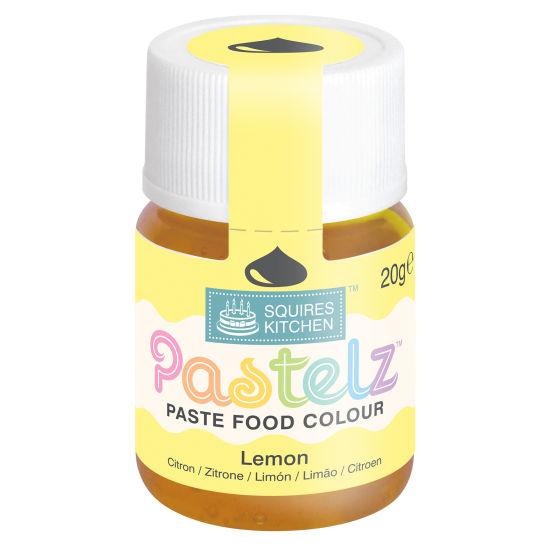 SK PASTELZ Paste Food Colour Lemon