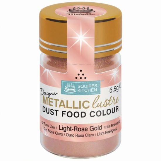 SK Designer Metallic Lustre Dust Light - Rose Gold 5.5g