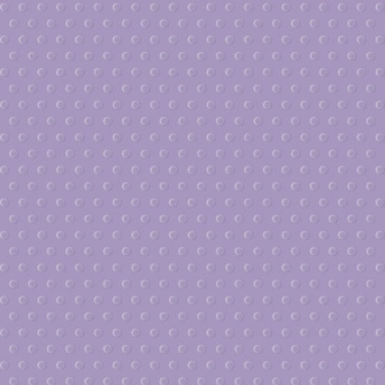Purple Cupcakes Polka Dots Embossing Folder