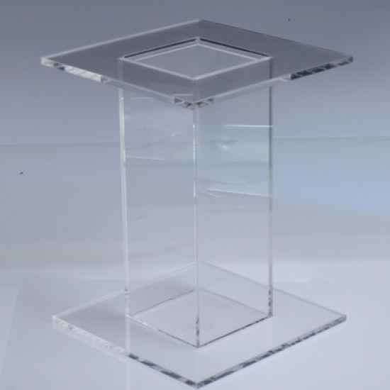 "SK Acrylic Square Tube Separator 20cm (8"")"