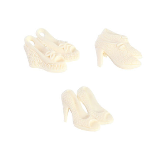 SK-GI Silicone Mould Shoes 2