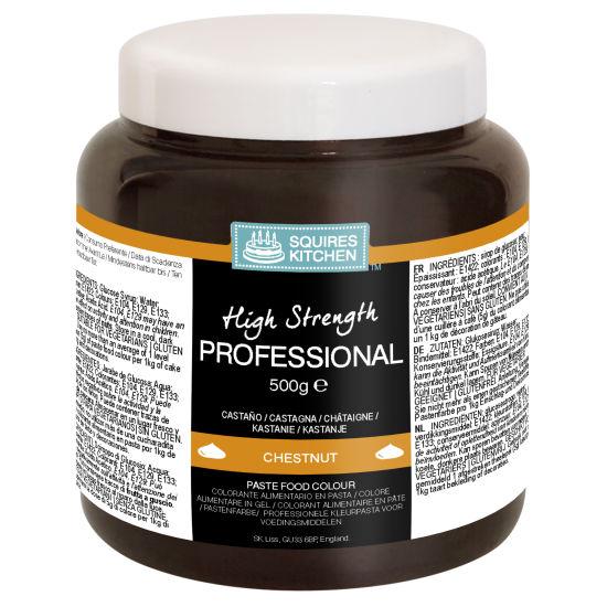SK Professional Food Colour Paste Chesnut (Soft Beige)-500g