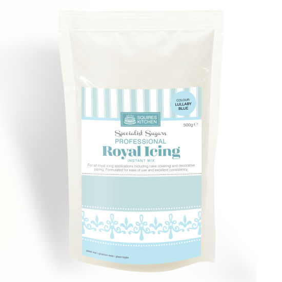 SK Royal Icing Lullaby Blue 500g