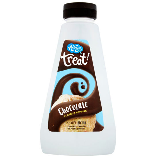 Chocolate Treat Syrup 600g
