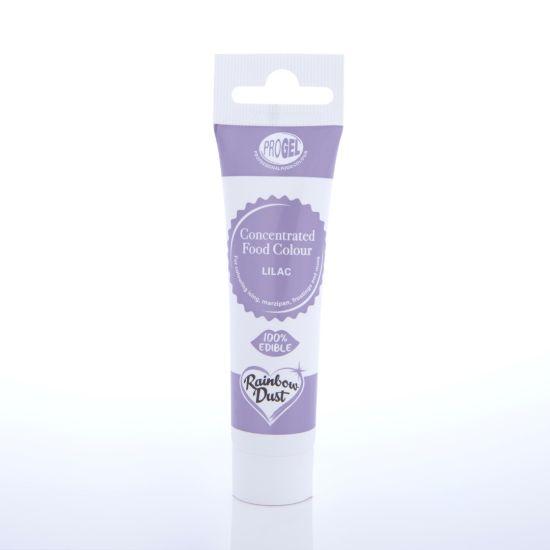 Rainbow Dust ProGel Professional Food Colour - Lilac