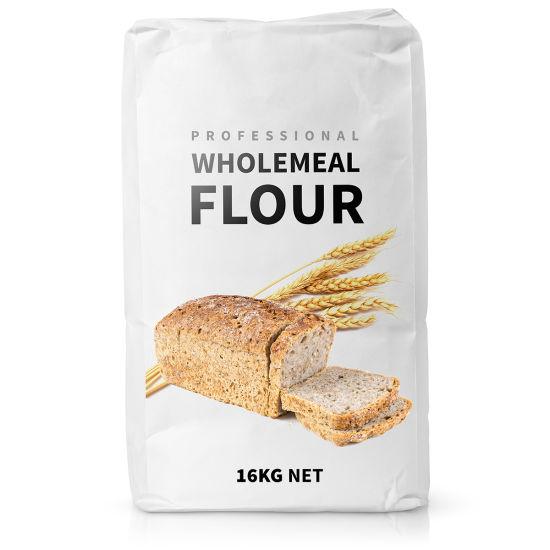 Wholemeal Flour Professional 16kg