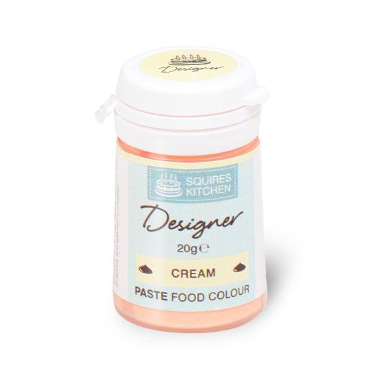 SK Designer Food Colour Paste Cream 20g