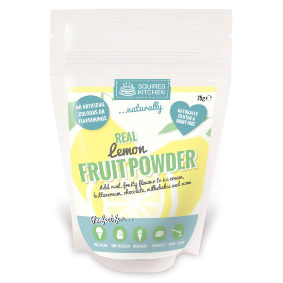 SK Real Fruit Powder Lemon