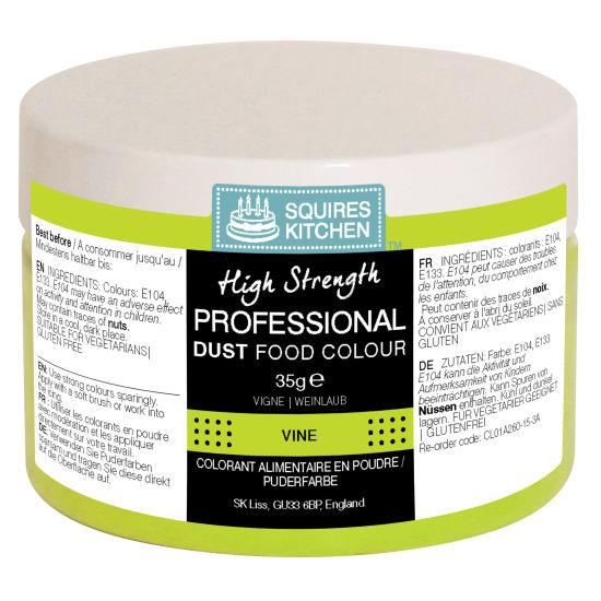 SK Professional Food Colour Dust Vine 35g