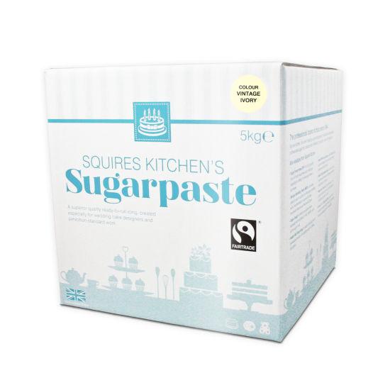 SK Sugarpaste Vintage Ivory 5kg