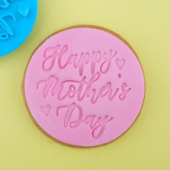 Sweet Stamp Happy Mother's Day Cupcake Embosser
