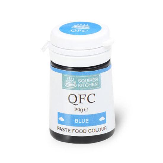 SK QFC Quality Food Colour Paste Blue 20g