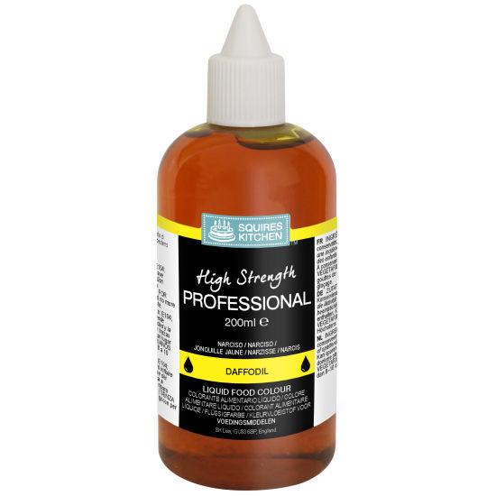 SK Professional Food Colour Liquid Daffodil (Yellow)