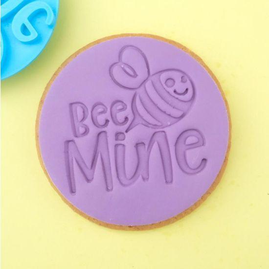 Sweet Stamp Bee Mine Cupcake Embosser