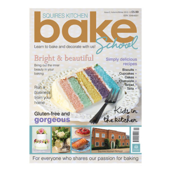 Bake Magazine Autumn/Winter 2012-13