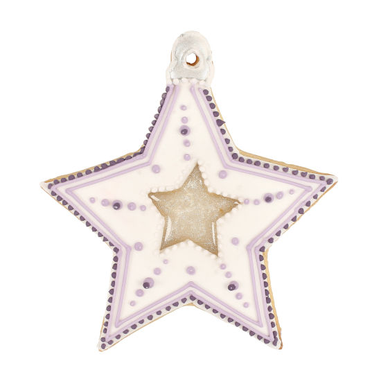 SK Star Bauble Cookie Cutter