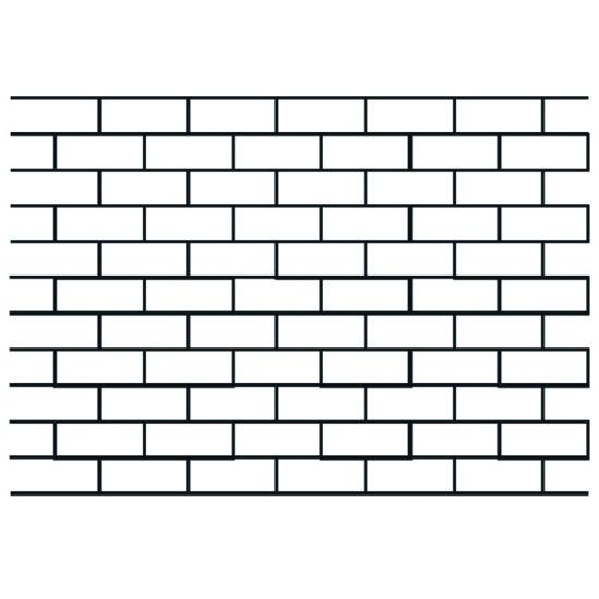 Patchwork Cutter & Embosser Brickwork