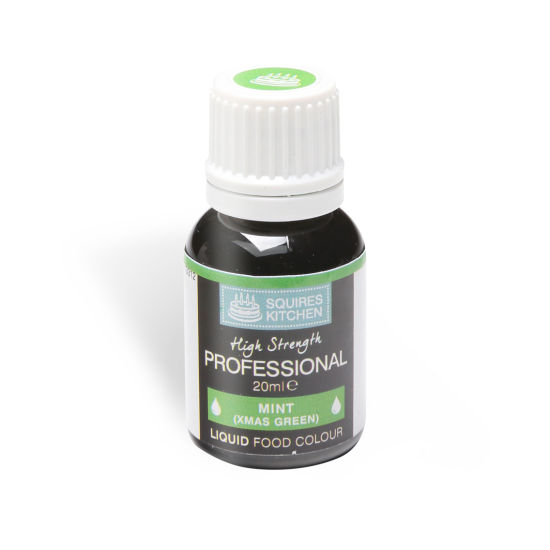 SK Professional Food Colour Liquid Mint (Xmas Green)