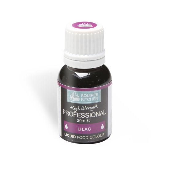 SK Professional Food Colour Liquid Lilac