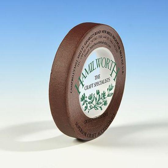 Hamilworth Floral Tape 12mm - Brown