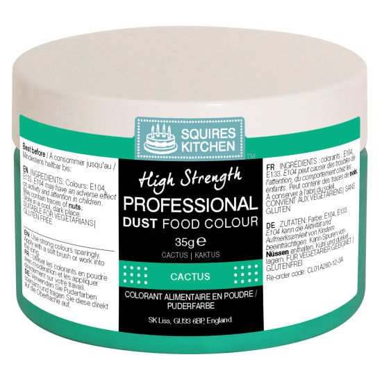 SK Professional Food Colour Dust Cactus 35g