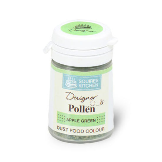 SK Designer Pollen Style Grains Apple Green 14g