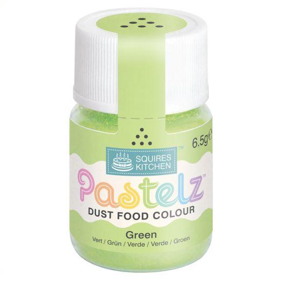 SK PASTELZ Dust Food Colour Green