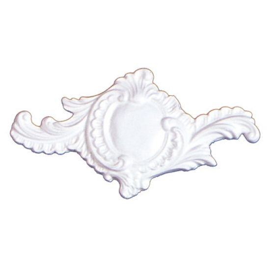 SK-GI Silicone Mould Scroll Plaque