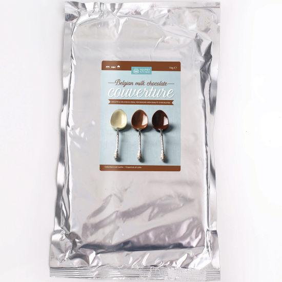SK Belgian Couverture Chocolate Milk 1kg