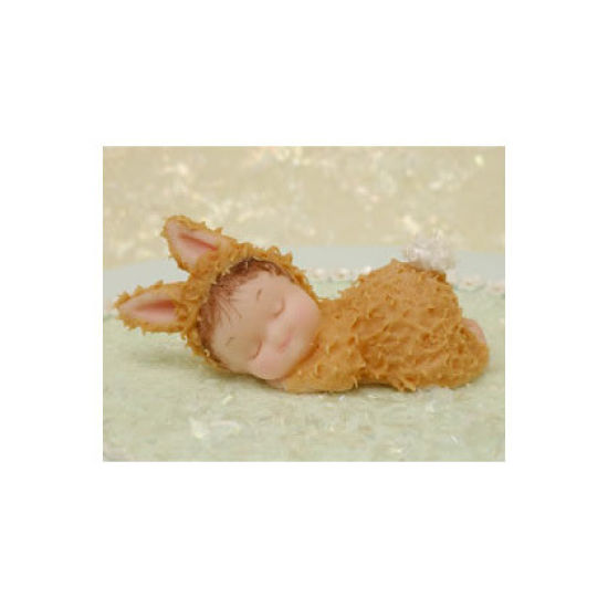 Karen Davies Sleeping Baby and Pillow Mould