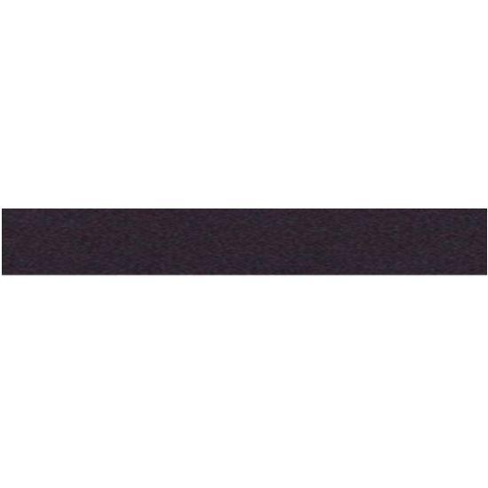 Tuxedo Black Double Faced Satin Ribbon - 25mm