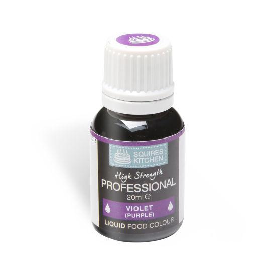 SK Professional Food Colour Liquid Violet (Purple)