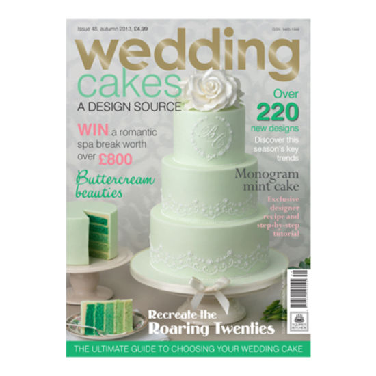 Wedding Cakes Magazine Autumn 2013
