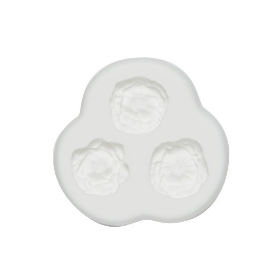 SK-GI Silicone Mould Poppies