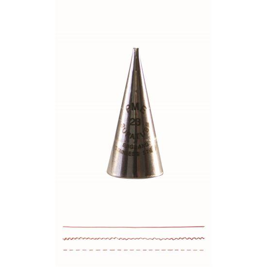 PME Calligraphy Piping Nozzle No. 23 (Fine)