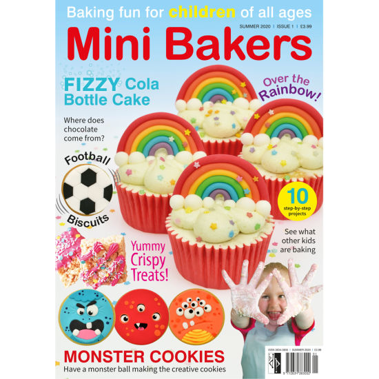 Mini Bakers Magazine Summer 2020