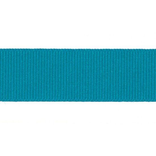 Sapphire Grosgrain Ribbon 16mm