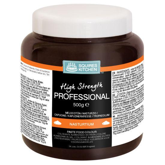 SK Professional Food Colour Paste Nasturtium (Peach) 500g