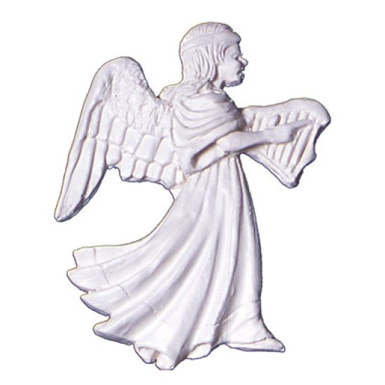 SK-GI Silicone Mould Angel 9.0cm