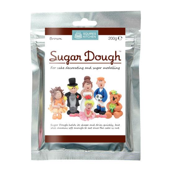 SK Sugar Dough Brown 200g