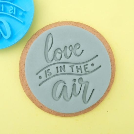 Sweet Stamp  Love is in the Air Cupcake Embosser