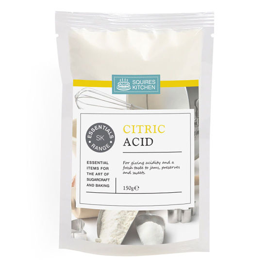 SK Essentials Citric Acid 150g