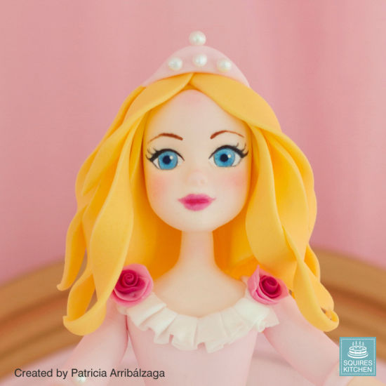 SK-GI Designer Mould Doll Head
