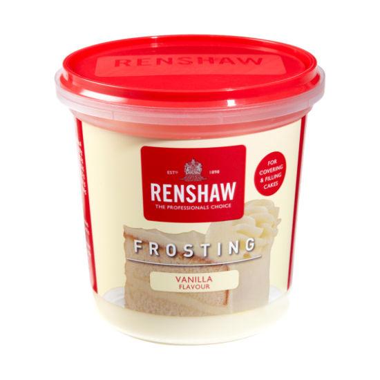 Renshaw Frosting Vanilla Flavour 400g